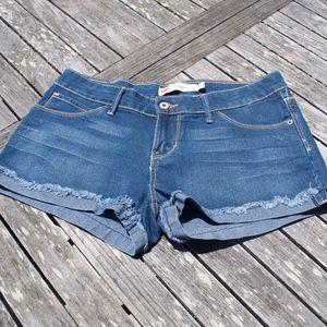 Levi's Shorty Shorts Juniors 11